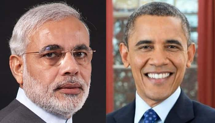 Modi's election spells out people's desire for good governance: Obama