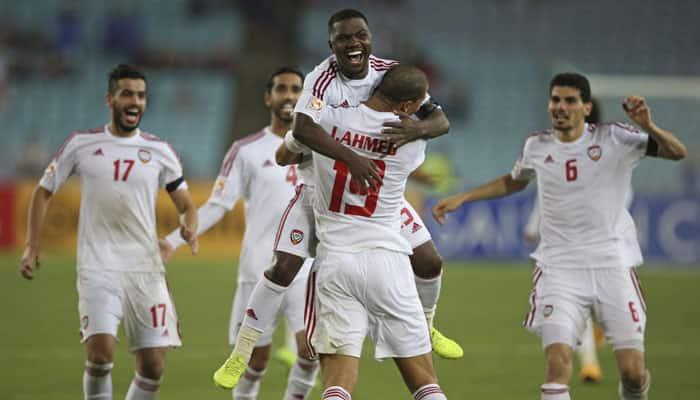 UAE shock Japan on penalties at Asian Cup, enter semis