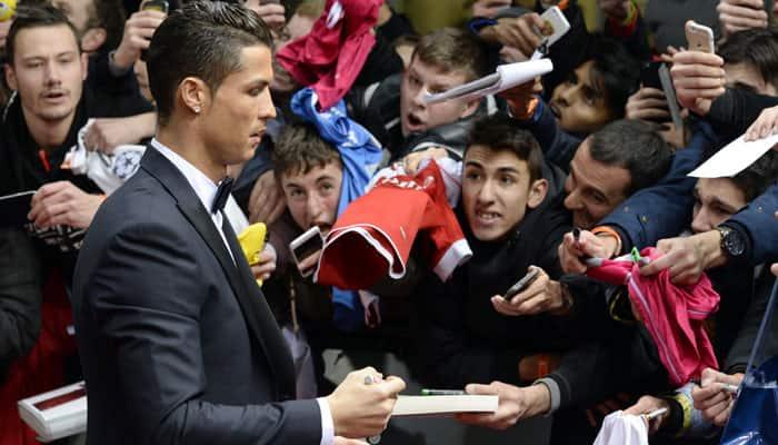 Cristiano Ronaldo sponsors hometown club from Madeira