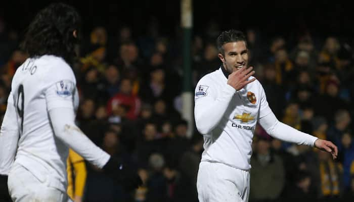 Minnows Cambridge hold Manchester United in FA Cup