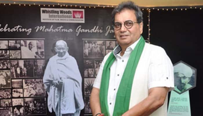 Subhash Ghai turns 70, shares love for writing