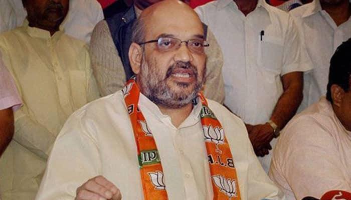Amit Shah describes Janata Parivar reunion 'unethical'