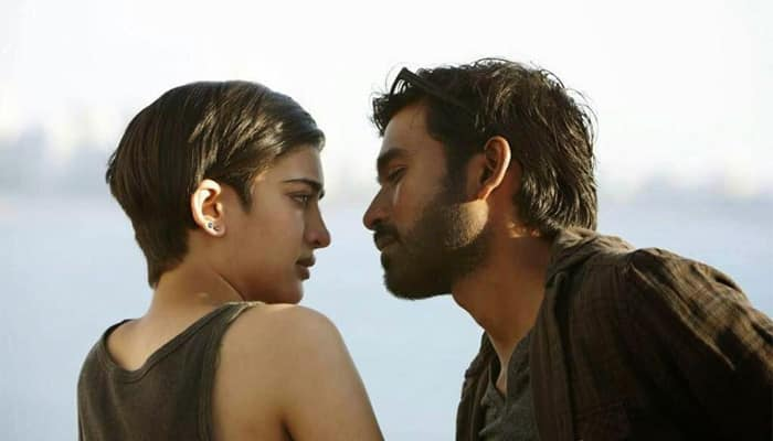 Acting is in Akshara's blood: Dhanush