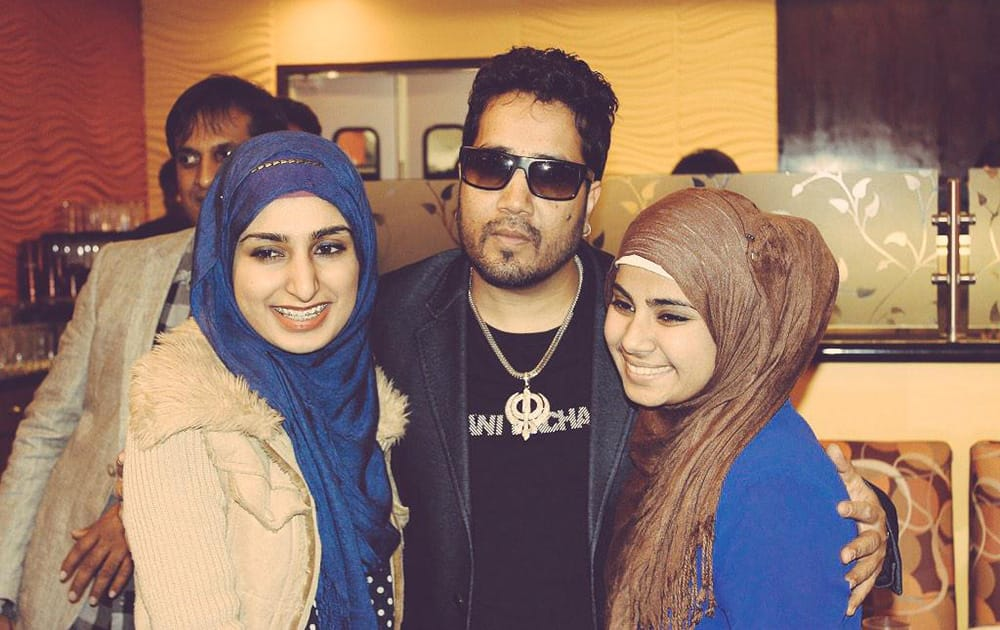 Pic Courtesy: Twitter@mikasingh