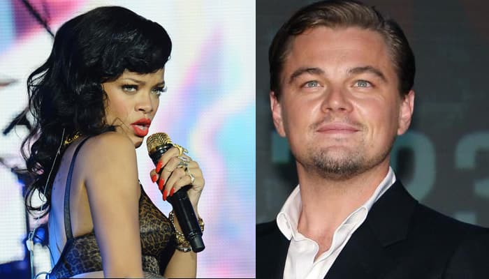 Leonardo DiCaprio, Rihanna just having 'fun'