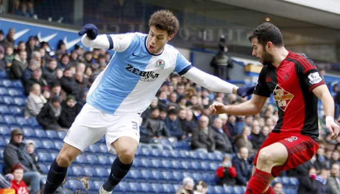 Blackburn sink nine-man Swansea in FA Cup