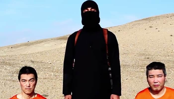 ISIS video claims execution of Japanese hostage, Japan PM expresses anger
