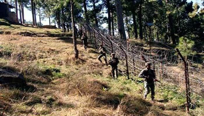 Pak rangers violate ceasefire, fire on BoP along IB in Jammu