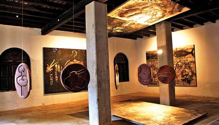 Kochi art exhibition overwhelms Qatari university team