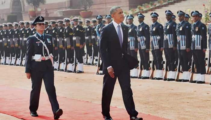 Pooja Thakur feels proud to lead Guard of Honour for Obama, says 'Officer first, woman later'