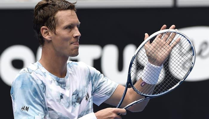 Tomas Berdych undaunted by Rafael Nadal`s superiority