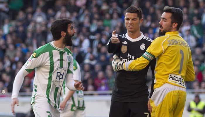 Former team-mate Bebe defends Cristiano Ronaldo after Corboda red-card