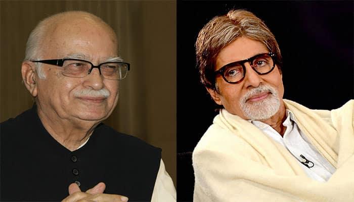 Padma awards 2015 announced: Advani, Amitabh among 104 awardees