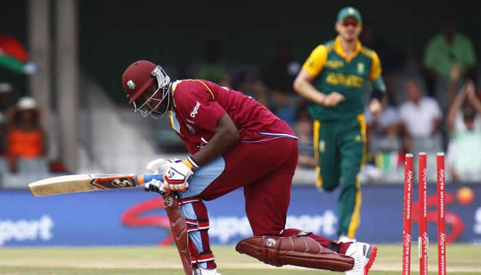 4th ODI: Andre Russell blasts Windies to thrilling one-wicket win against South Africa