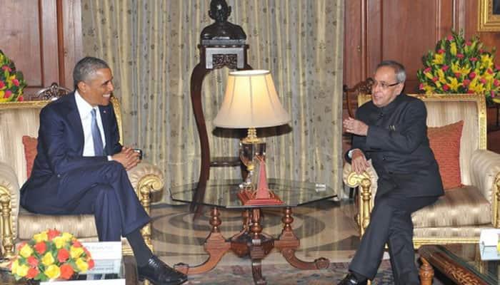 India, US should develop more trust to fight terror: President Pranab Mukherjee