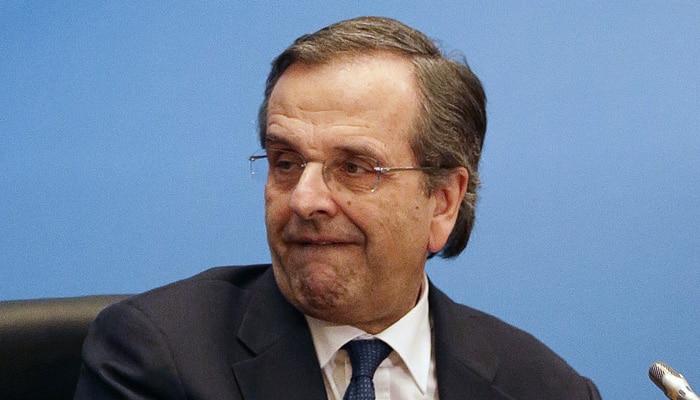 PM Samaras concedes defeat, says Greeks `have spoken`