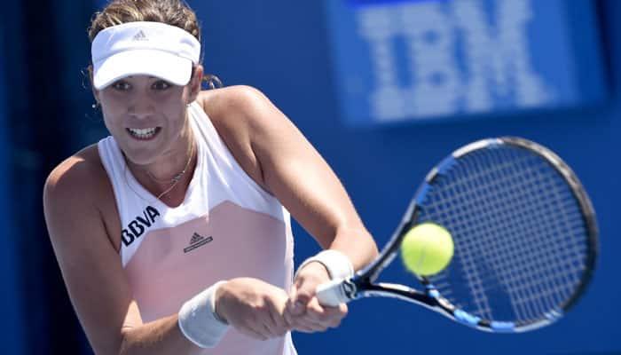 Garbine Muguruza hails new generation, in awe of Serena Williams