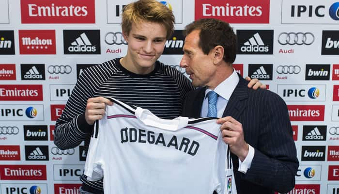 Martin Odegaard says money played no role in Real Madrid choice