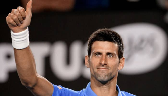 Novak Djokovic fends off Gilles Muller to reach quarter-finals of Australian Open