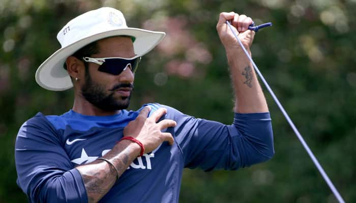 Shikhar Dhawan's poor run makes his place vulnerable ahead of World Cup