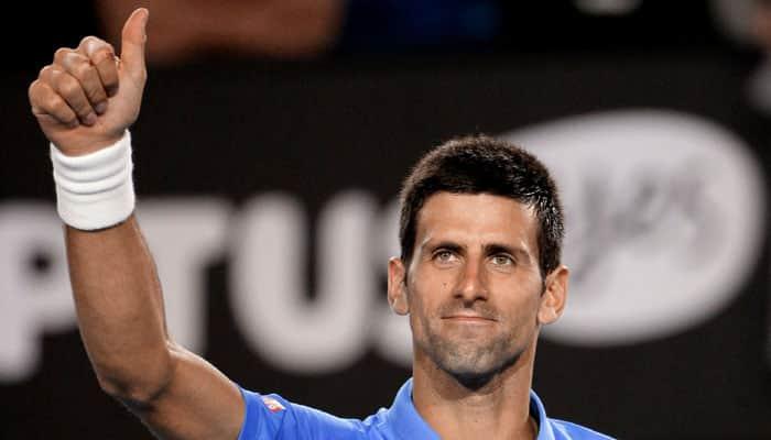 Australian Open, Day 8: Novak Djokovic joins Williams sisters in quarter-final showdown
