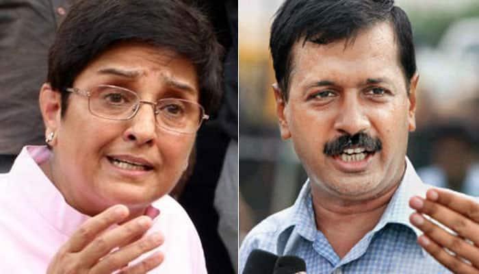R-Day: Kiran Bedi slams AAP for objecting to seating arrangement, mocks Kejriwal