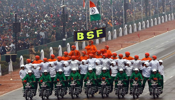 Wouldn't drive motorbike after watching BSF daredevils: Obama
