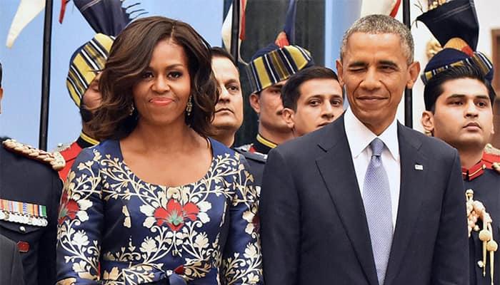 US media makes a splash with Obama's India visit
