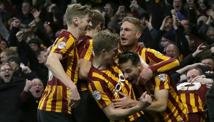 Giant-killers Bradford handed chance for another FA Cup shock