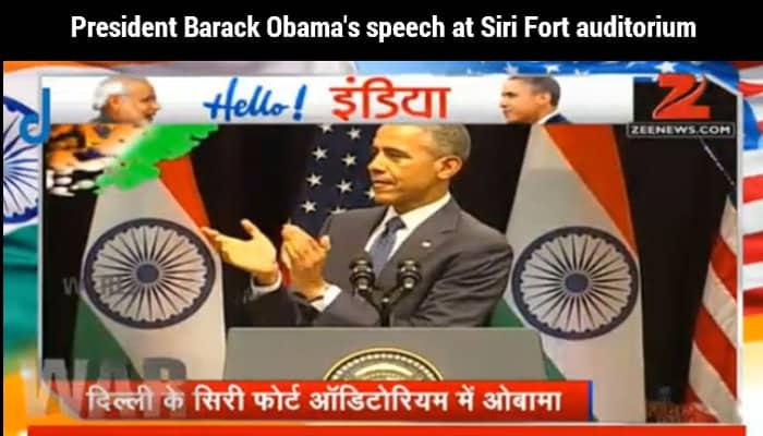 Bollywood in awe of US Prez Barack Obama's speech