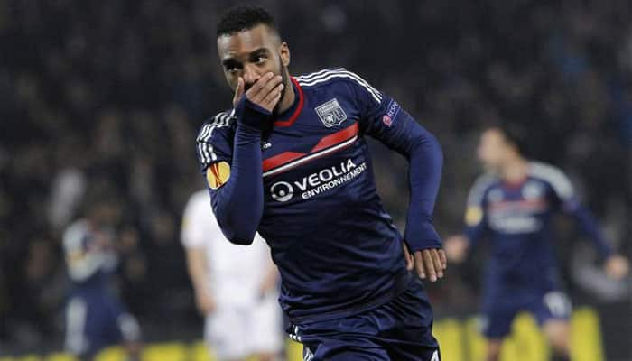 Injury sidelines French football league's top scorer