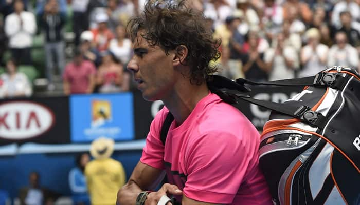 Oz Open: Rafael Nadal disappointed but bows out content with comeback