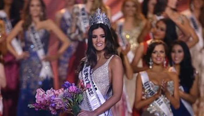 Miss Universe Paulina Vega wants to set right example