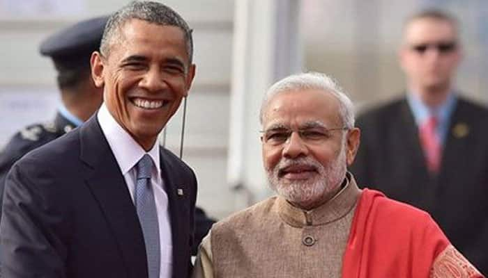 Barack Obama's visit has opened new chapter in Indo-US ties: Narendra Modi