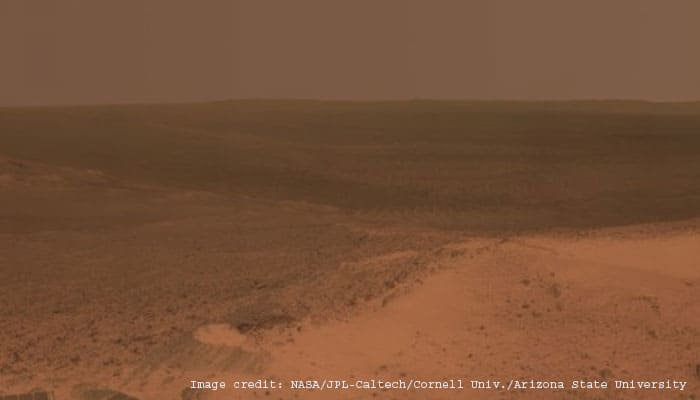 NASA's Opportunity rover marks 11 years on Mars with stunning panorama