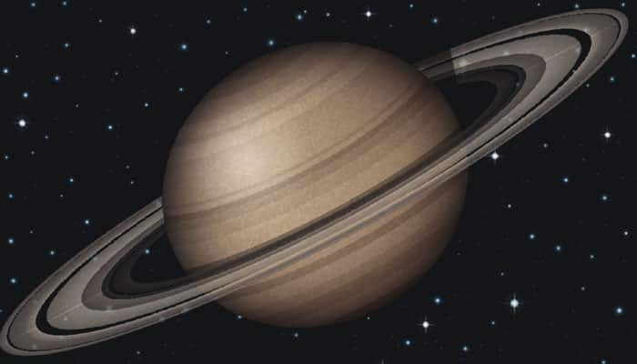 'Super Saturn' with gigantic ring system found
