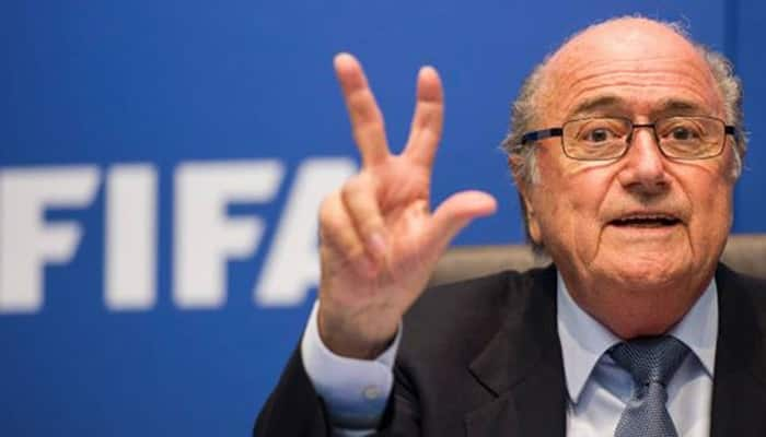 Africa solidly behind Sepp Blatter, officials say