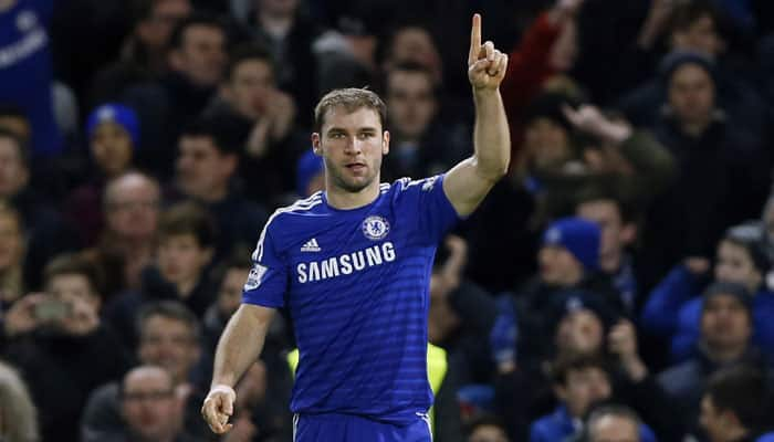 Branislav Ivanovic sinks Liverpool as Chelsea reach final