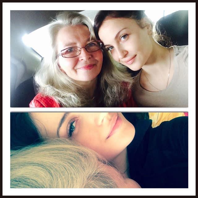 elli avram :- My Angel Saknar dig redan!! #lovefamily #love #myangel #motherhood #moulipis #wooplove -instagram