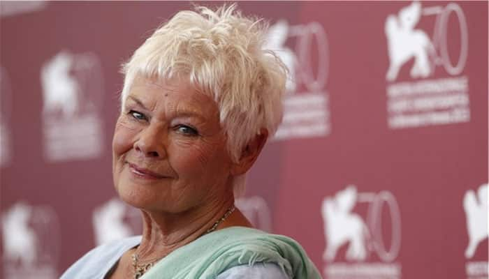 Judi Dench tempted to get 'Indian symbol' tattoo for birthday
