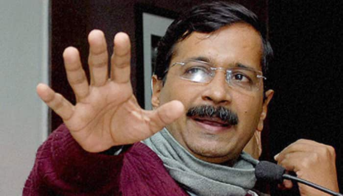 Arvind Kejriwal alleges conspiracy to defame candidates, to move EC