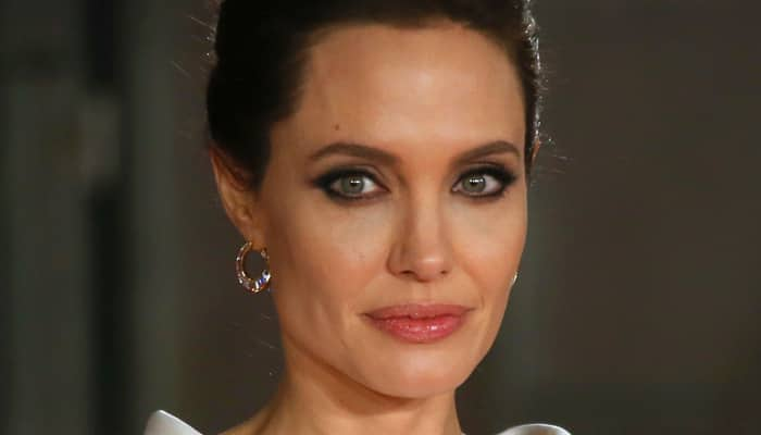 Angelina Jolie writes op-ed piece about Iraq camps