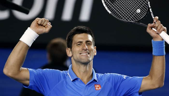 Imperious Novak Djokovic powers into semis with Milos Raonic lesson