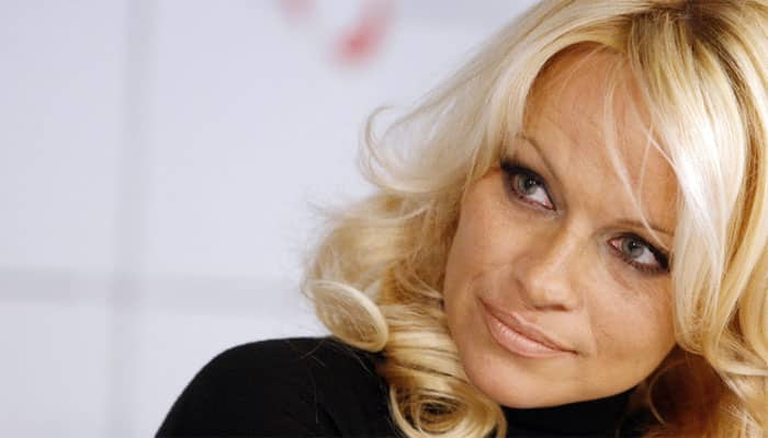 Pamela Anderson doesn't feel 'pretty enough' to model