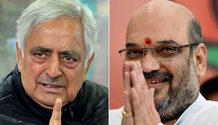 New govt in J&K soon? PDP, BJP leaders meet Governor