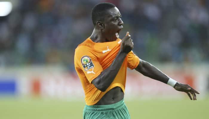 Max-Alain Gradel takes Ivory Coast through