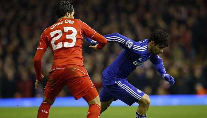 Diego Costa faces three-match ban for alleged stamp on Emre Can
