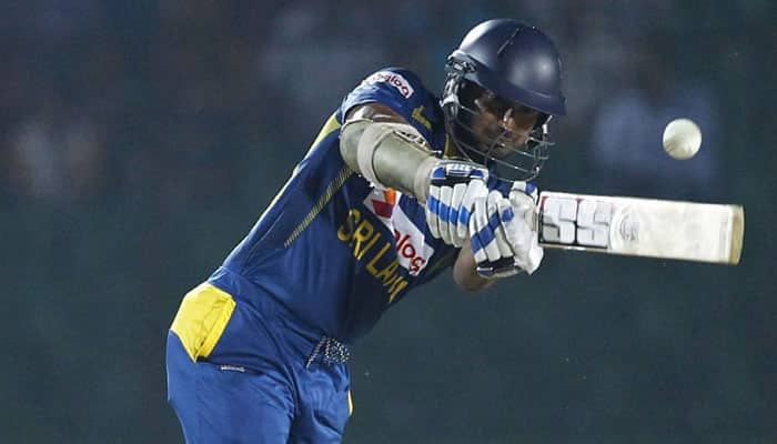 Kumar Sangakkara century anchors Sri Lanka against New Zealand