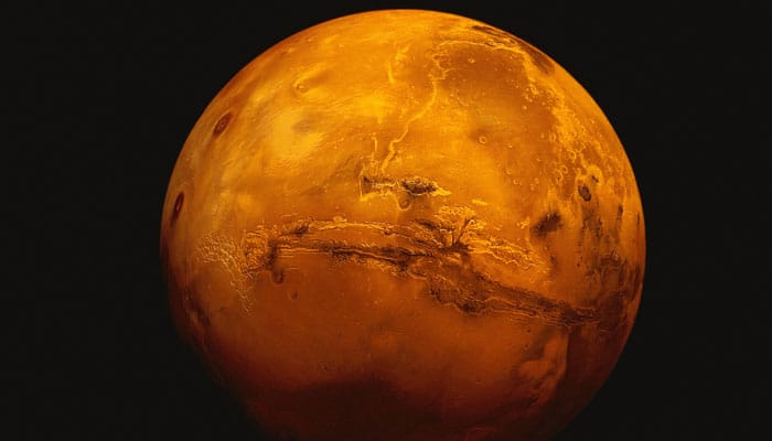 Gully patterns help researchers observe Mars' climate cycle