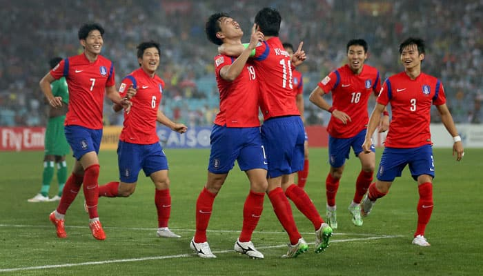 Asian Cup: South Korea present case for better defence